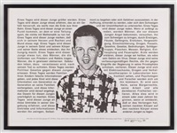 untitled (one day this kid…[german])	 by david wojnarowicz